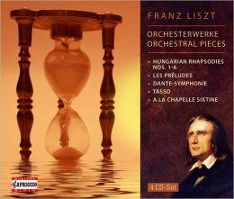 Franz Liszt: Orchesterwerke