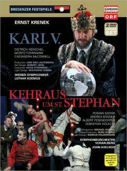 Karl V./Kehraus Um St. Stephan