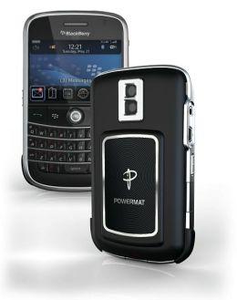 Powermat Battery Door Receiver for Blackberry Bold