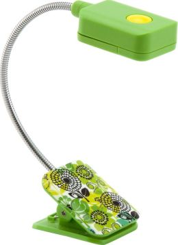 Vera Bradley Lime's Up LED Clip-On Booklight
