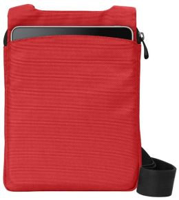 Cocoon CGB150RD Carrying Case (Messenger) for iPad - Racing Red