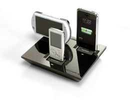IDAPT I4 Universal Charger w/ 6 Charging Tips - Black
