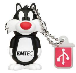 EMTEC L101 Looney Tunes Sylvester the Cat 4 GB USB 2.0 Flash Drive