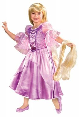 Disney Rapunzel Child Costume: Medium