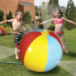 Inflatable Sprinkle Ball