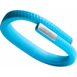 Jawbone UP Fitness Tracking Bracelet - Size Small in Blue