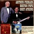 CD Cover Image. Title: The Pops Goes Country/The Pops Goes West, Artist: Chet Atkins