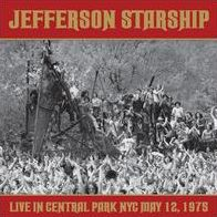 Live in Central Park, NYC May 12, 1975