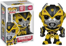 POP Movies: Transformers Movie 4 - Bumblebee