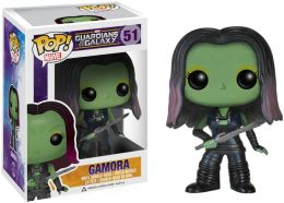 POP Marvel (BOBBLE): Guardians of the Galaxy - Gamora