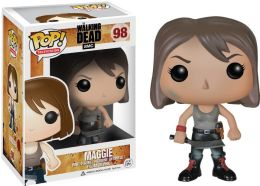POP TV: Walking Dead-Maggie