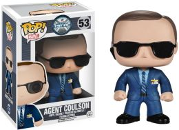 POP Marvel (BOBBLE): Agent Coulson