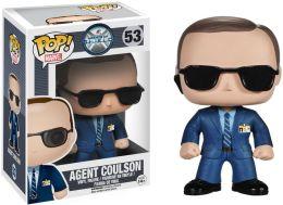 POP Marvel (BOBBLE): Agent Coulson