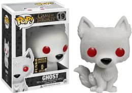 POP Ghost with Flocking