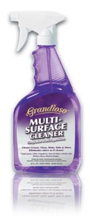 CFI 03702 Grandioso Multi-Surface Cleaner Qt.