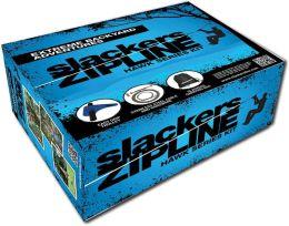 Slackers 75 Ft. Zipline Hawk Series Kit
