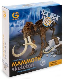 Ice Age Excavation Kit - Mammut