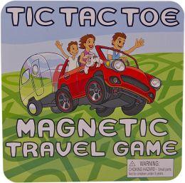 Travel Tic Tac Toe Game