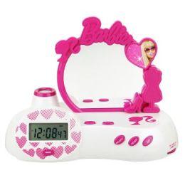 Barbie Fabulous Alarm Clock