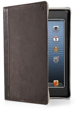 BookBook Case for iPad Mini in Vintage Brown