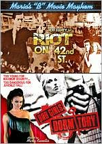 Maria's 'B' Movie Mayhem: Riot on 42nd Street/Bad Girls Dormitory