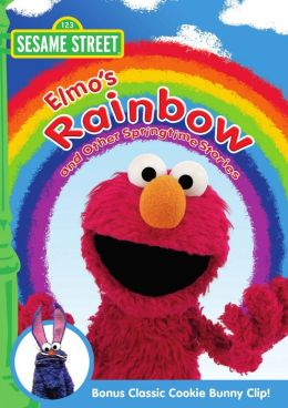 Sesame Street: Elmo's Rainbow and Other Springtime Stories