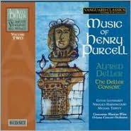 Music of Henry Purcell [Box Set]