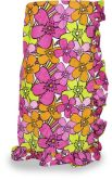 Product Image. Title: Floral Splash Spa Wrap: Size ML