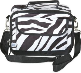 Sahara Stripe Crossbody Lunch Tote
