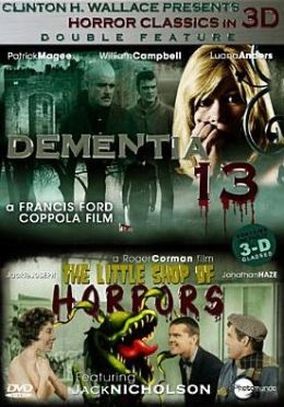 3d Collection: Dementia 13/Little Shop of Horrors