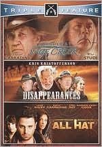 Disappearances/All Hat/Miracle at Sage Creek