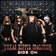 CD Cover Image. Title: Ride On, Artist: Texas Hippie Coalition