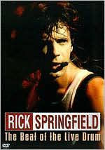 Rick Springfield: The Beat of the Live Drum