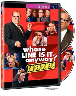 Whose Line Is It Anyway? Season 1, Vol. 1
