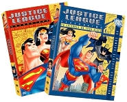Justice League: Seasons One and Season Two
