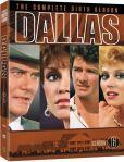 Video/DVD. Title: Dallas - The Complete Sixth Season