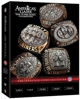 NFL: America's Game - The Super Bowl Champions, San Francisco 49ers Collection