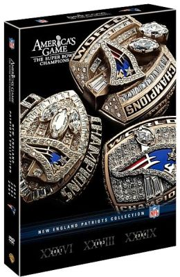 NFL: America's Game - The Super Bowl Champions, New England Patriots Collection