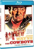 Video/DVD. Title: The Cowboys