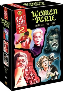 Cult Camp Classics, Vol. 2 - Women in Peril