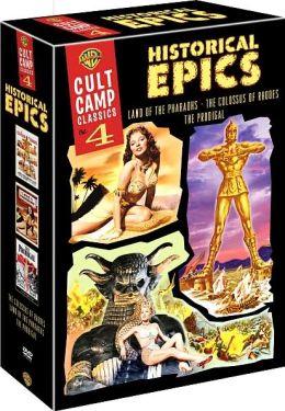 Cult Camp Classics, Vol. 4 - Historical Epics