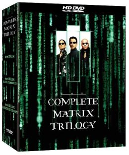 Complete Matrix Trilogy