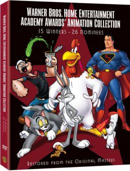 Warner Bros. Academy Awards Animation Collection - 15 Winners/26 Nominees