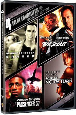 Extreme Action: 4 Film Favorites