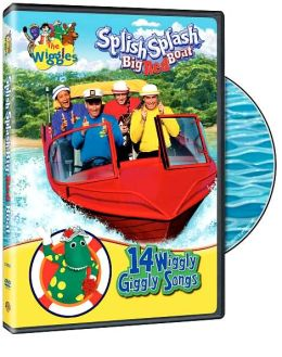 The Wiggles: Splish Splash - Big Red Boat