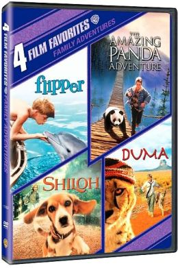 Family Adventures: 4 Film Favorites