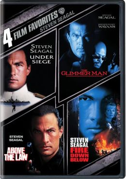 Steven Seagal: 4 Film Favorites