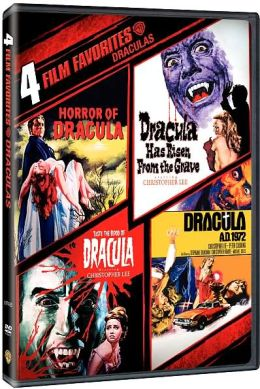 Draculas: 4 Film Favorites