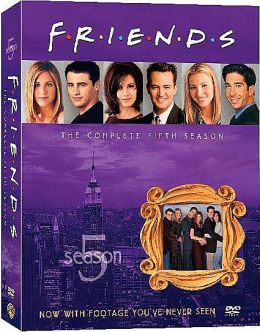 Friends - Complete Fifth Season