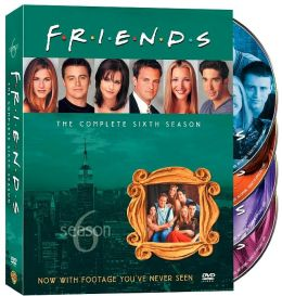 Friends - Complete Sixth Season